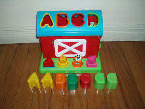 Shape Sorting Toys