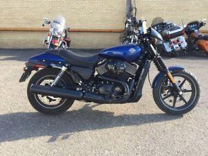 2016 Harley-Davidson XG750 - Street 750