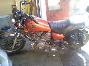 Classic Virago for sale take whole for parts