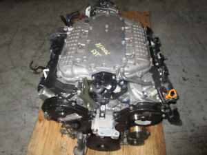 MOTEUR ACURA MDX J35A 3.5L 6 CYLINDRES ENGINE MDX 2004 2005 2006