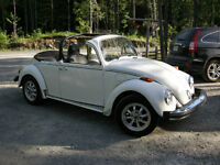 Volkswagen Beetle 1975 Convertible - Superbe condition!