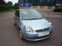FORD FIESTA 1.4 ZETEC...** £15 Per Week...£O Deposit ** 2006 Petrol Manual