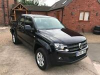 2013 Volkswagen Amarok 2.0BiTDi ( 180PS ) Trendline 4MOTION * Low Mileage *