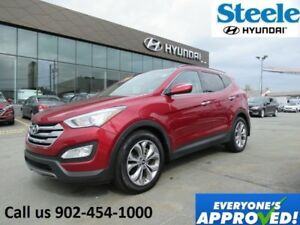2016 HYUNDAI SANTA FE Limited 2.0T Loaded! Leather Navi air cool