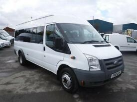 FORD TRANSIT 430 SHR BUS 17 STR White Manual Diesel, 2010