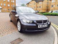 BMW 330D SE NEW SHAPE, 2006 PLATE, FULL S/H & 12 MONTHS MOT, 2 OWNERS.