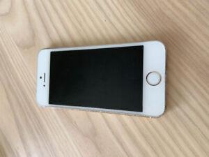 Iphone 5s 32Gig débloqué