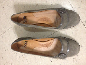 Sofft Shoes Low Heel Size 8.5
