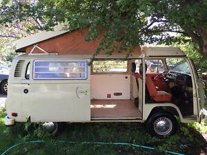 1974 Volkswagen Bus/Vanagon Minivan, Van