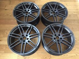 """Genuine 20"""" Audi Q5 Alloy wheels S5 RS5 RS4 RS6"""