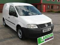 2008 Volkswagen CADDY C20 TDI SWB Manual PANEL VAN