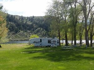 Rare Waterfront Lot 30 Mins from Osoyoos in USA! Lot 3