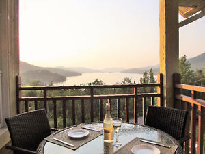 Mont-Tremblant holiday condo - amazing location and view