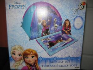 Tente Reine des neiges