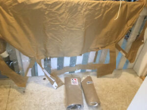 SHARK 24 dodger, main cover and jib bag-NEW