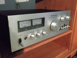 OLD SCHOOL KENWOOD FAR SUPERIOR SOUND FOR OLD SCHOOL LOVERS