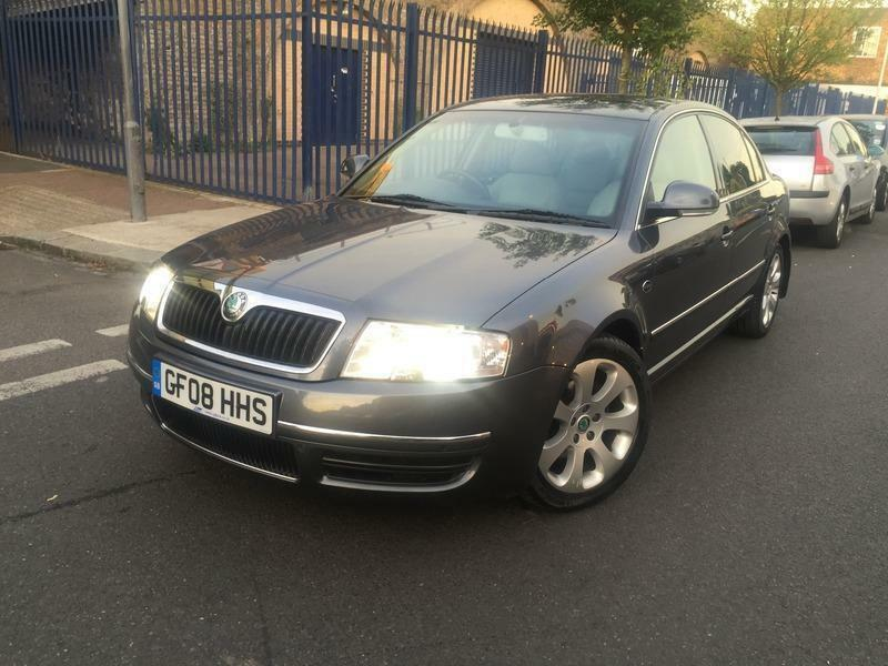 skoda superb laurin and klement tdi in forest gate london gumtree. Black Bedroom Furniture Sets. Home Design Ideas