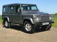 LAND ROVER DEFENDER 110 2.4TDci XS STATION WAGON 2011