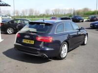 2014 Audi A6 Avant 3.0 TDI S line Multitronic 5dr