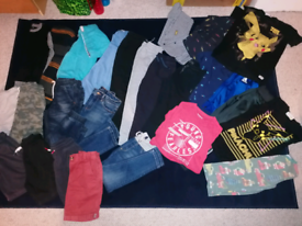 Boys bundle 7-8 years clothes
