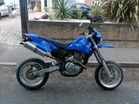 2004 CCM R30 supermoto bike