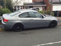 Bmw 320d coupe excellent economy fully loaded with extras