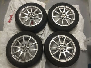 "15"" Mags 4x100 4x114.3 (8 bolts)"