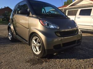 Smart fortwo passion seulement 30000km
