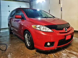 2006 Mazda5 GT Fully Loaded (Manual Transmission)