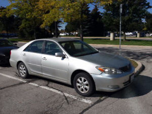 Toyota Camry V6 LE Sedan 2002 3.0L DOHC 24 valves engine $1880