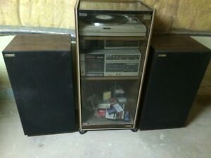 FISHER STEREO SYSTEM
