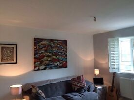 Great central London flat for one month AV 18th October Mod cons.. wifi etc..