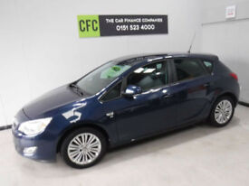 image for 2011 Vauxhall Astra 1.7CDTi 16v ecoFLEX s/s Excite