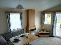 CONTACT BRIAN 01524 844193 ; NEW WILLERBY DESIRE , STATIC CARAVAN; MORECAMBE ;