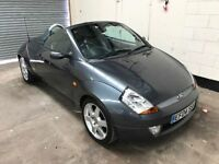 Ford Street Ka Luxuary 1.6 *convertible* *Heated Leather* Reverse Cam, Park Sensors Air Con Warranty