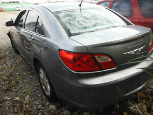2009 SEBRING. JUST IN FOR PARTS AT PIC N SAVE! WELLAND