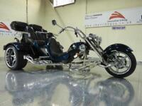 Boom Muscle 3 Seater Trike 2008