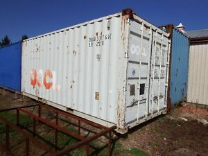 Used 20' Shipping/Storage Containers for Sale Sarnia Sarnia Area image 3