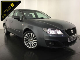 2013 SEAT EXEO SE TECH TDI AUTO 1 OWNER SERVICE HISTORY FINANCE PX WELCOME
