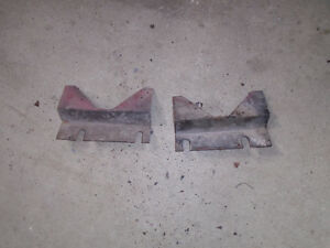 1968 Shelby Mustang GT350 or GT500 mounting brackets London Ontario image 3