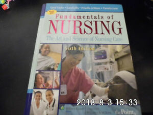 Fundamentals of Nursing The art and science of nursing care 6th