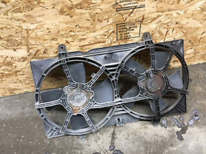 Ford Escape Rad Fans 2001-2004