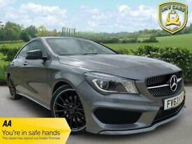 image for 2014 MERCEDES CLA CLA220 CDI AMG SPORT Auto SALOON Diesel Automatic