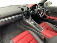 2016 Porsche 718 2.0 2dr PDK Semi Auto Convertible Petrol Automatic