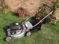 Petrol Lawnmower Wolf GT-20SP