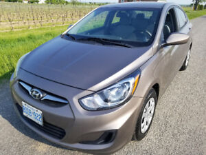 2013Hyundai Accent **CERTIFIED**AUTOMATIC**WINTER TIRES**