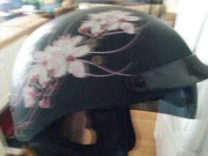 Voss Motorcycle helmet