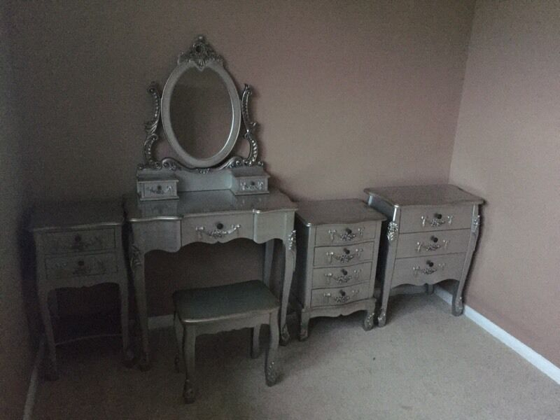 Dunelm Toulouse Bedroom Furniture In Swanley Kent