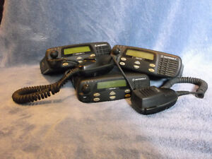 Two way radio's Motorola