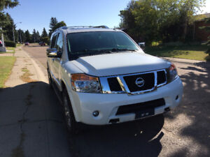 2015 Nissan Armada Platinum SUV, Crossover